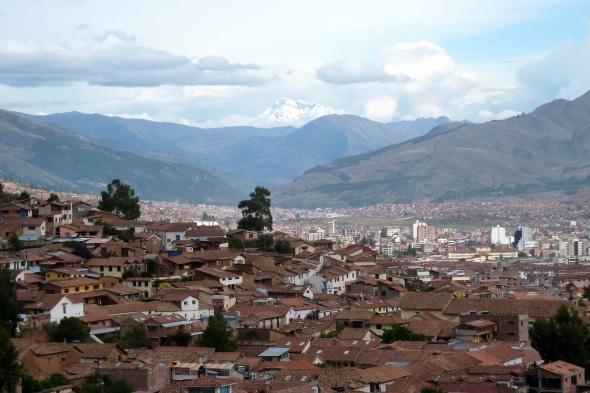 View at Cusco